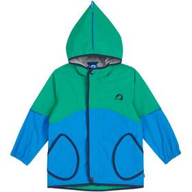 Finkid Aare Jacket Kids blue/navy